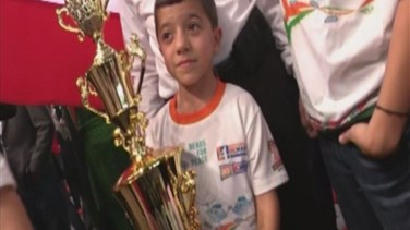 REPORT: Lebanese math genius ranks first in world competition