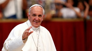 "Combat ""torrent"" of misery in world, pope says in New..."
