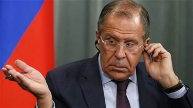 Russia's Lavrov expects talks between Syrian govt and...