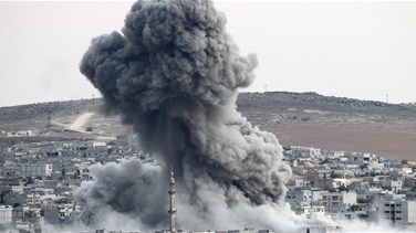 Nearly 1,400 civilians killed in Russia's Syria air strikes...