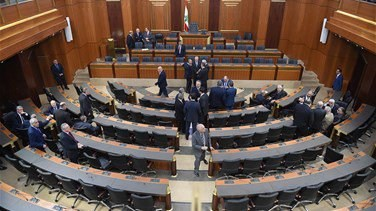 REPORT: Lebanon presidential election session adjourned until...