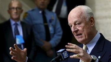 UN envoy discusses ceasefire, aid with Syrian foreign minister -...
