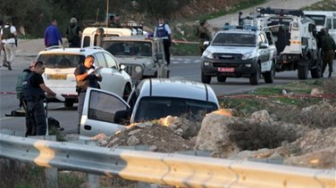 Palestinian woman rams car into Israeli soldier, shot dead -...