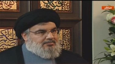 REPORT: Nasrallah says Hezbollah prepared target bank of...