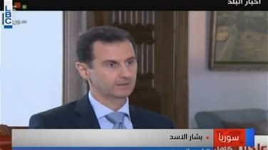 REPORT: Assad says he can form new Syria government with...