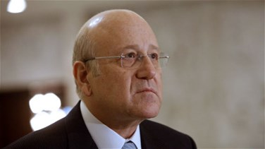 Mikati meets with Spindelegger, discusses refugees' safe return...