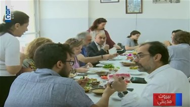 REPORT: Beirut Madinati candidates meet up with families in...