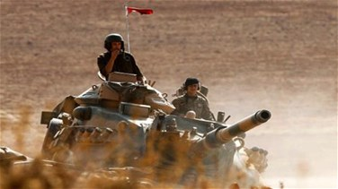Turkish military returns fire into Syria after rockets hit...