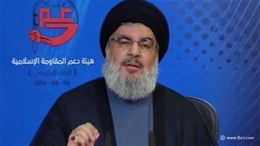 Nasrallah: On the battlefield Saudi Arabia is backing every step in the escalation