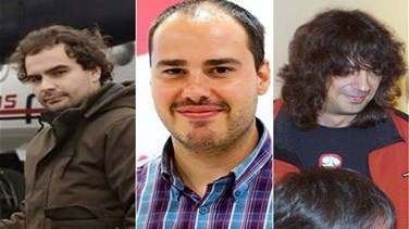 3 reporters released from captivity in Syria return to Spain