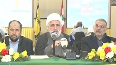 Sheikh Qassem declares support for candidates from all three...
