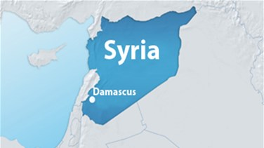 Syrian government forces shell Damascus outskirts, clash with...