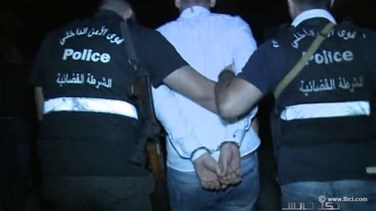 [VIDEO] Human trafficking suspect turns himself in on LBCI's...