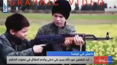 REPORT: IS resales video showing French boys 'killing two...