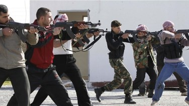 Syrian rebels agree in Qatar to stop fighting each other