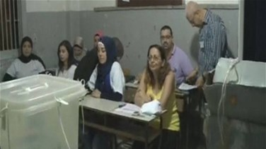 Vote counting begins after polls close in North Lebanon and Akkar