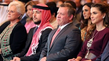 Jordan king swears in new government to prepare for elections -...