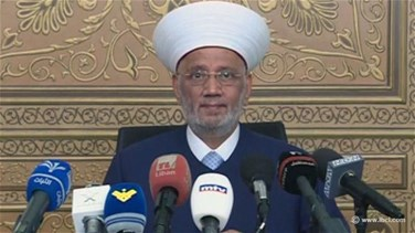 Mufti Darian says presidential elections remains top priority in...