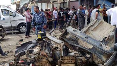 Car bomb kills 8, wounds at least 30, in eastern Baghdad - police