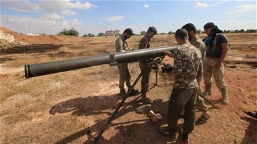 "US-backed forces in Syria reach ""last main road"" into..."