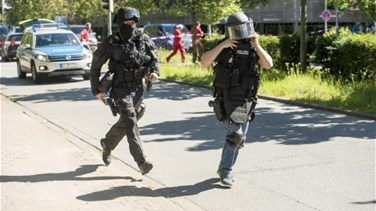 Man opens fire in German cinema complex, shot dead by police -...
