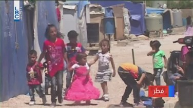 REPORT: Syrian refugees in Lebanon mark another Eid away from...