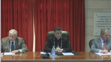 Patriarch Rai chairs meeting for Maronite institutions