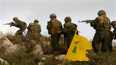 Hezbollah fighters target IS positions on outskirts of Qaa