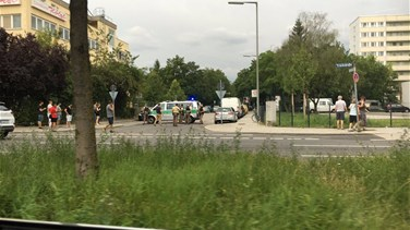 [VIDEO] Multiple casualties in shooting rampage in Munich...