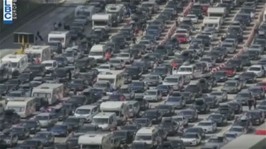 REPORT: Massive delays stall England-to-France vehicle traffic...