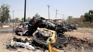 Suicide bombing north of Baghdad kills 16, Islamic State claims...
