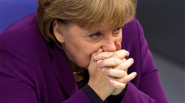 REPORT: Merkel says Germany stands against terrorists'...