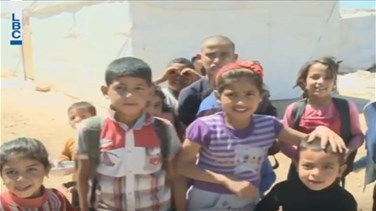 REPORT: Syrian refugee children in Lebanon face barriers to...
