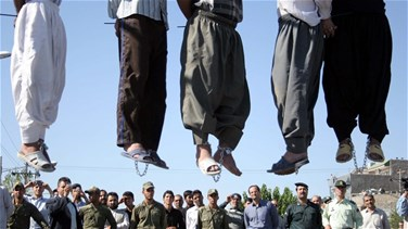 "UN rights boss deplores ""mass executions"" in Iran"