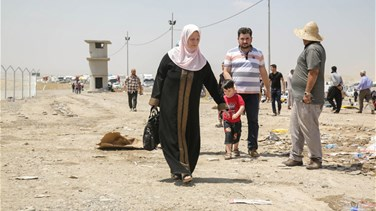 Iraq's Mosul residents feel relief, anxiety as...