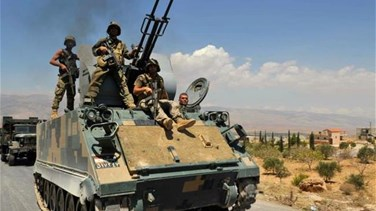REPORT: New US aid delivery to Lebanon army to counter militant...