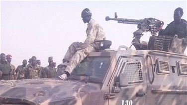 Clashes flare southwest of South Sudan's capital