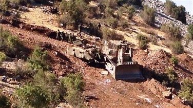 Israeli army pulls out bulldozer, troop carrier after colliding...