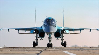 Russian bombers fly from Iran to bomb Syrian militants for...