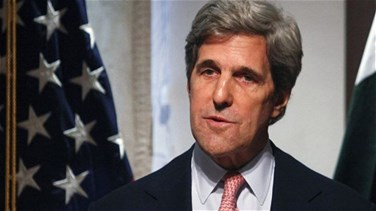 "Kerry says hopes talks with Russia on Syria ""nearing the..."