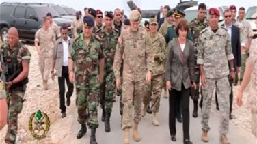 REPORT: US army commander pays visit to Lebanon