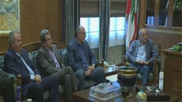 REPORT: Speaker Berri says Amal ministers to participate in...