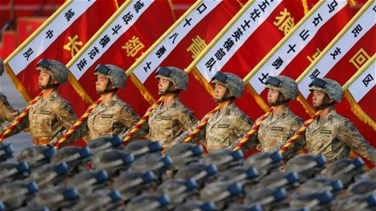 China military says it is providing medical training for Syria