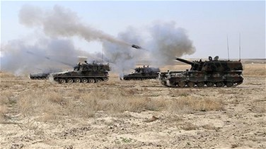 REPORT: Turkish army thrusts deeper into Syria, monitors say 35...