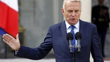 France's Ayrault presses for UN resolution on Syrian use of...
