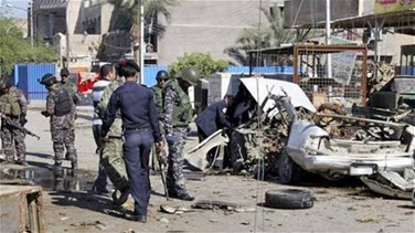 Islamic State claims suicide bombing at Iraqi wedding