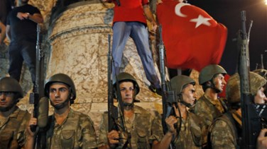 Turkey detains more journalists in coup round-up - report