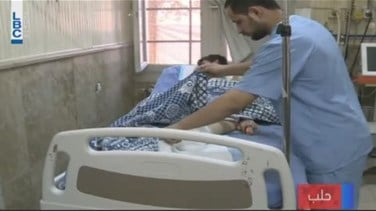REPORT: Civilian casualties rising due to shelling in...