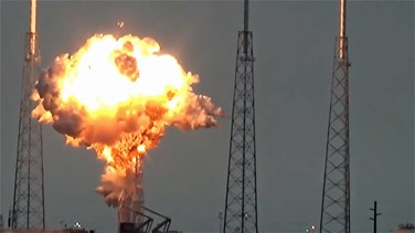 REPORT: Explosion at SpaceX launch pad destroys rocket, Israeli...