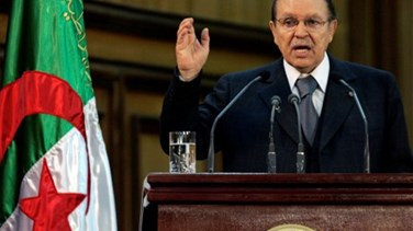 Algeria's Bouteflika makes rare appearance after opponents...
